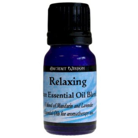 Ancient Wisdom 10ml Essential Oil Blends / Relaxing Blend
