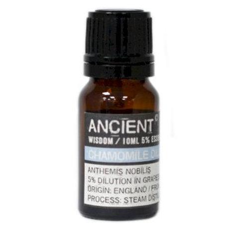 Ancient Wisdom 10ml Chamomile Roman (D)  Essential Oil Aromatherapy