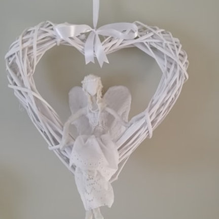 Paverpol Sculpture Heart 1 / Handmade and Original / One Of a Kind