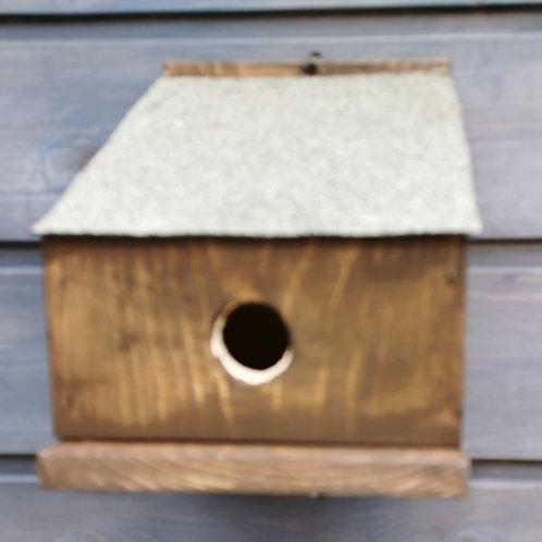 Handmade Robins / Blue Tits Nesting Box