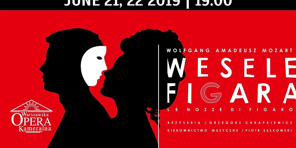 W. A. Mozart - Le nozze di Figaro #1