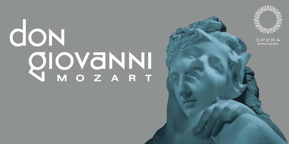 Don Giovanni - W. A. Mozart #1