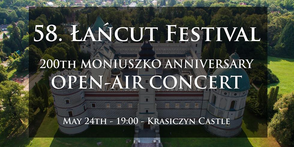 200th MONIUSZKO Anniversary - OPEN-AIR CONCERT