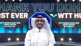 WTT Middle East Hub: I thank everyone for making it successful, says Saleh