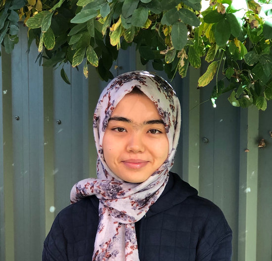 Saida - Assistant Educator