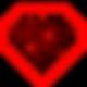 Redstone Heart Burst