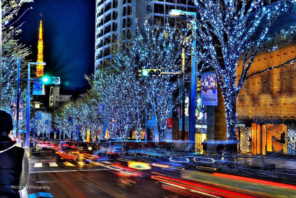 Tokyo At Night No. 1