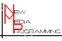 Logo - New Media Programming