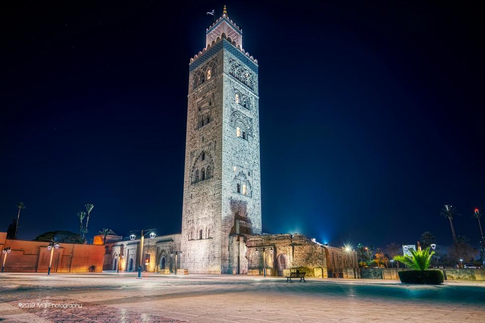 Marrakesh at Night No. 2