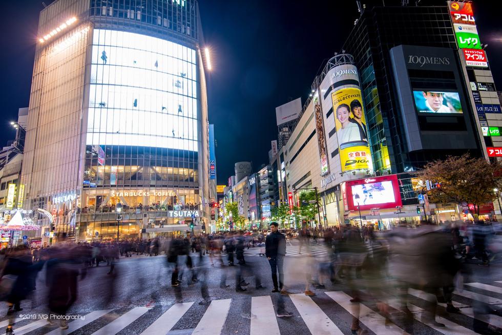 Tokyo At Night No. 3