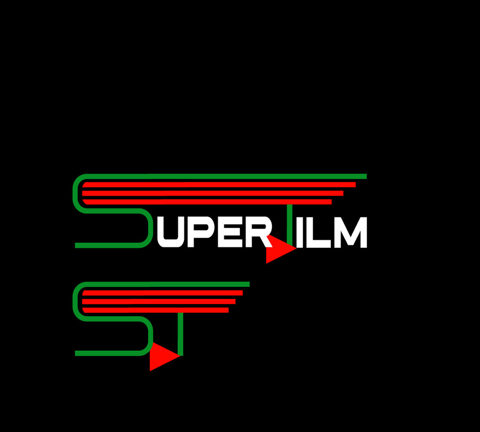 Logo - SuperFilm (EN)