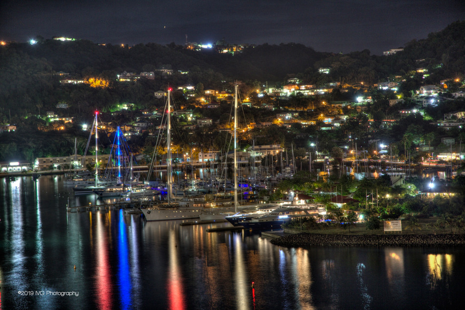 Grenada at Night No. 3