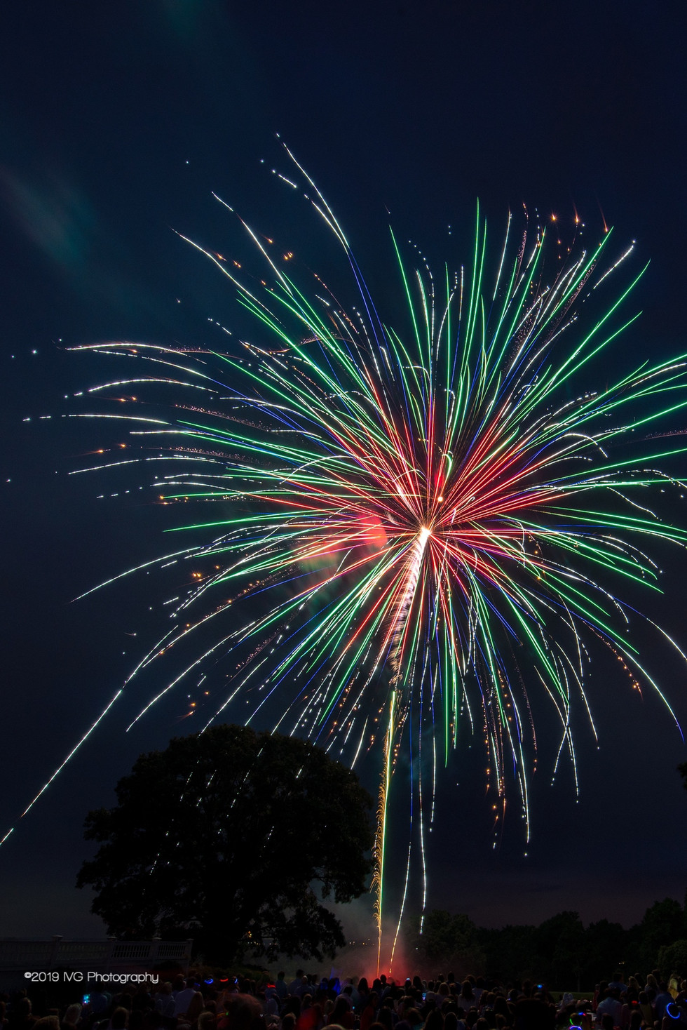 4th of July Fireworks No. 4