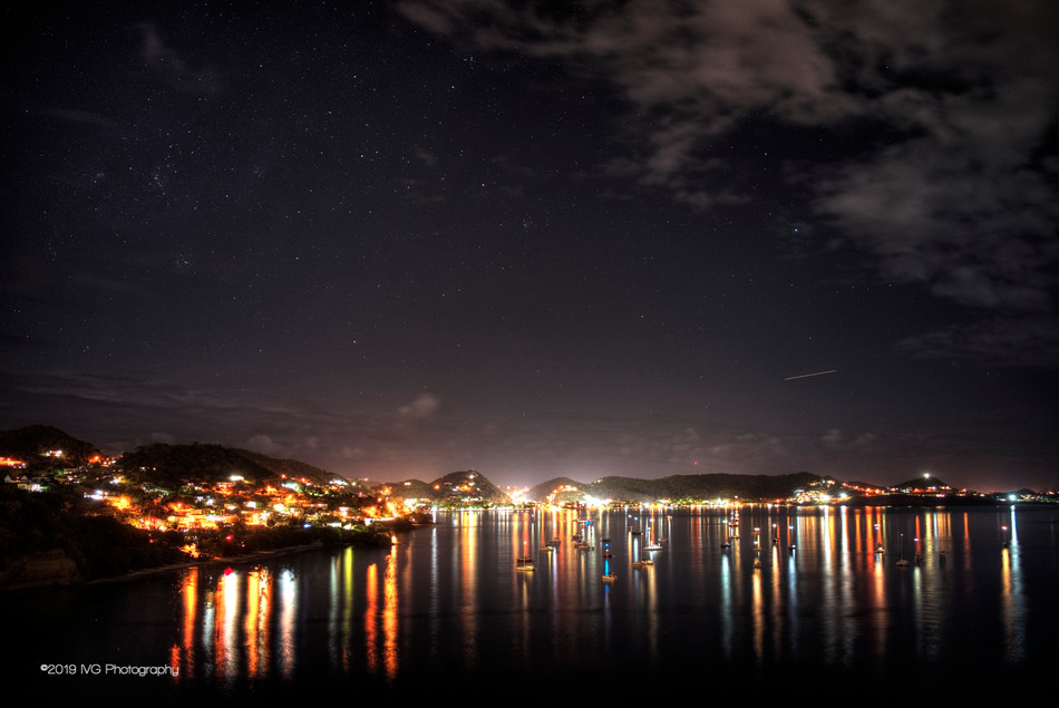Grenada at Night No. 4