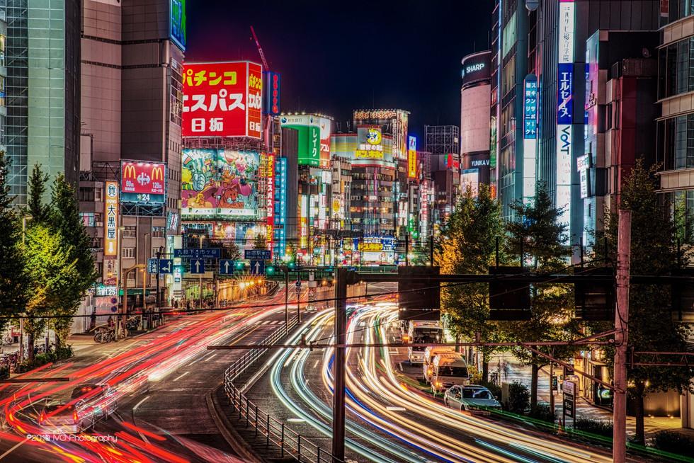 Tokyo At Night No. 2
