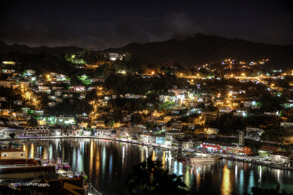 Grenada at Night No. 2