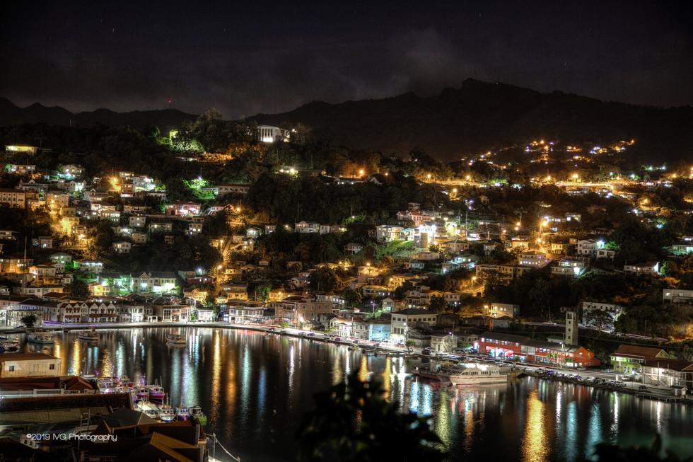 Grenada at Night No. 2