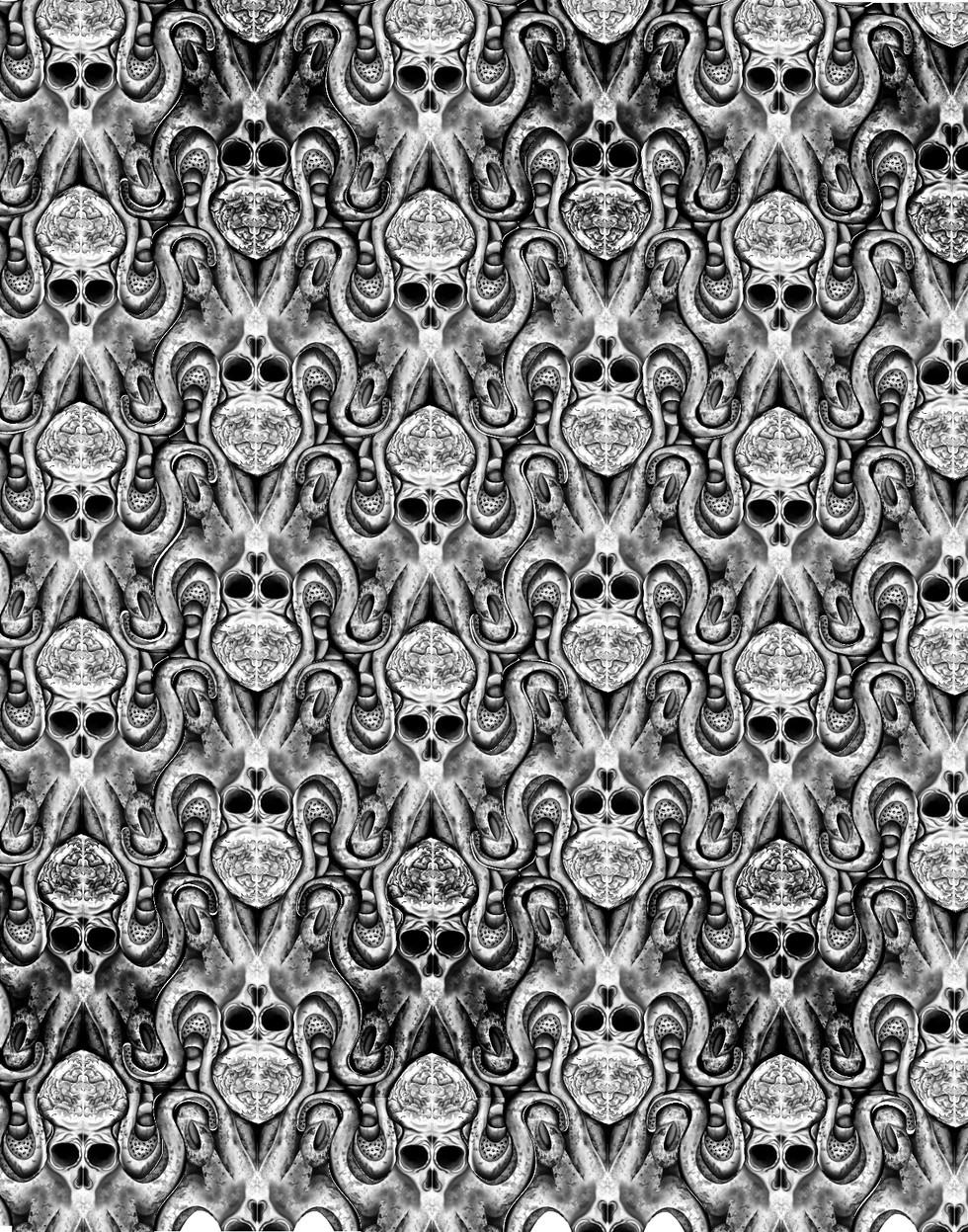 Octo-Skull Tesselation