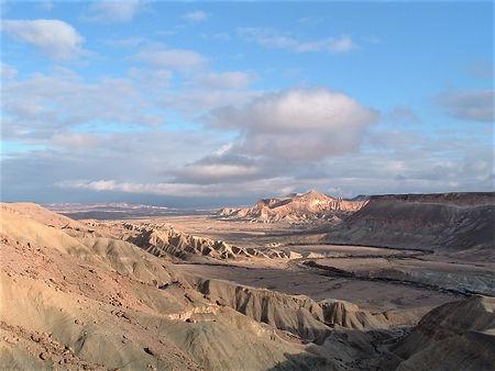 ネゲブ砂漠