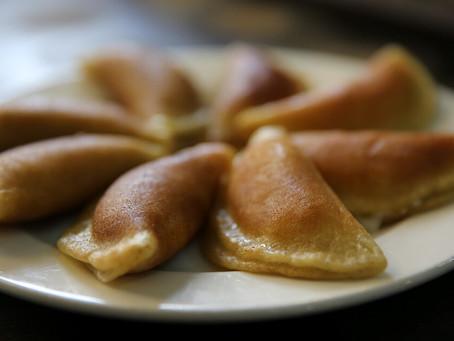 ラマダンのお菓子:アタイェフの作り方