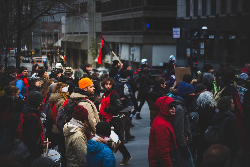 12/11/2017 : Grande Manifestation contre la Haine et le Racisme
