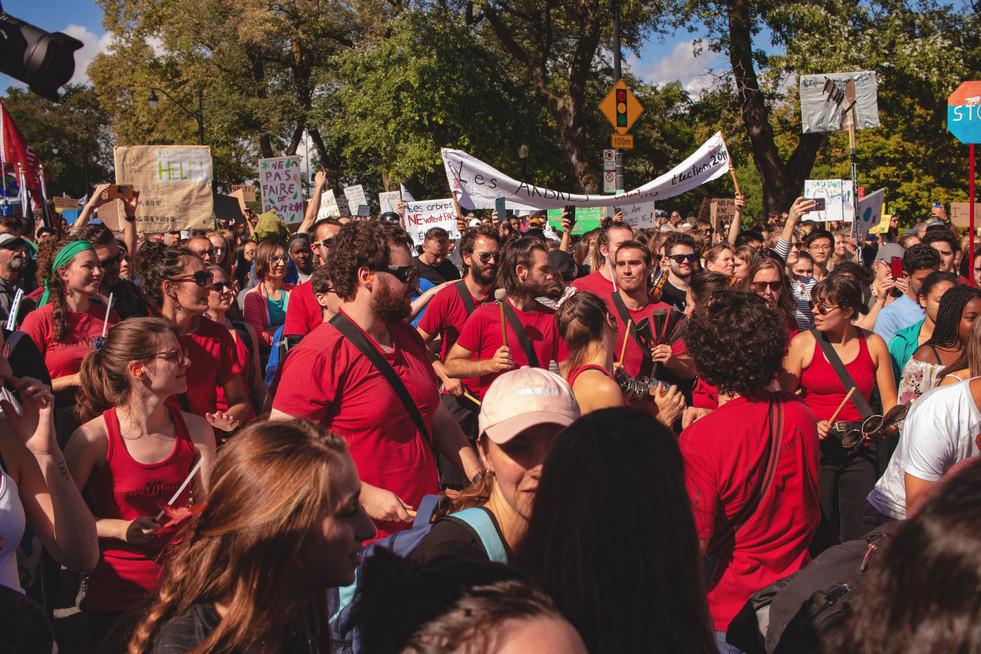27/9/2019 : Grande Manifestation pour le Climat