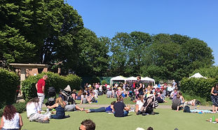 Brass Band sitting on grass.jpg