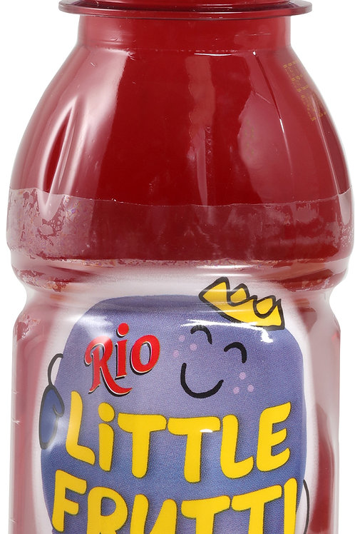 Rio Little Fruity - 15 x 250ml (BLACKCURRENT)