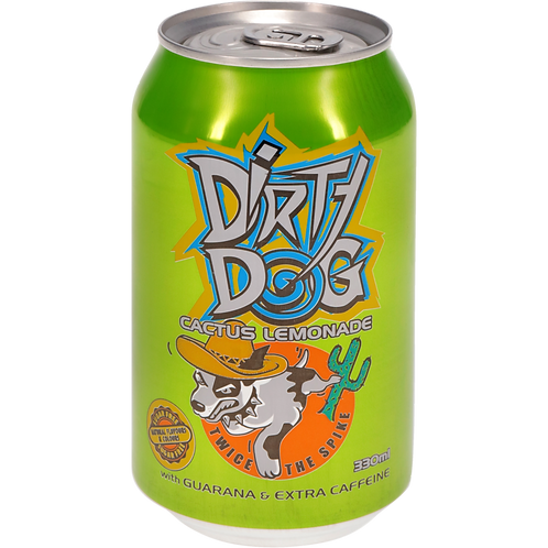 Dirty Dog Energy - 15 x 330ml Cans
