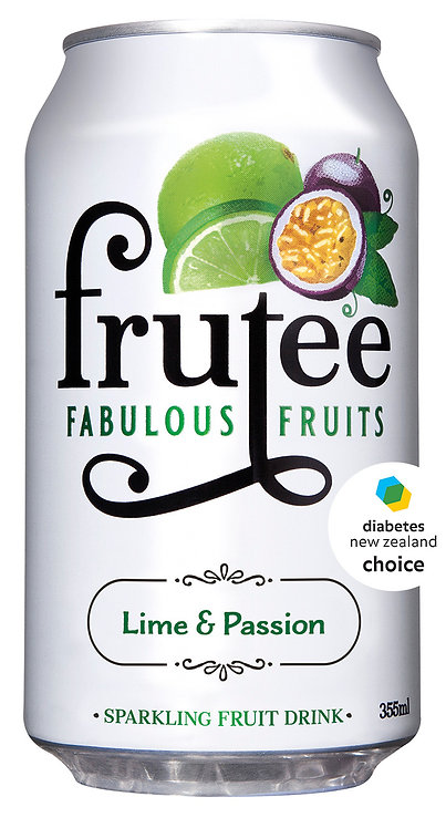 Frutee Sparkling Fruits - 15 x 355ml Cans