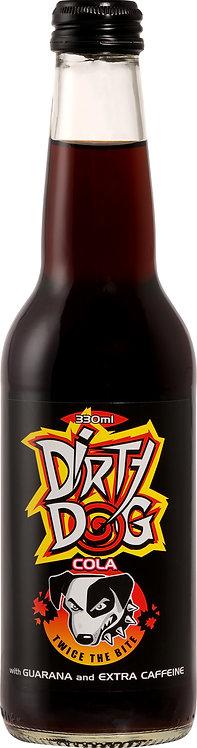 Dirty Dog Energy COLA - 15 x 330ml Bottles
