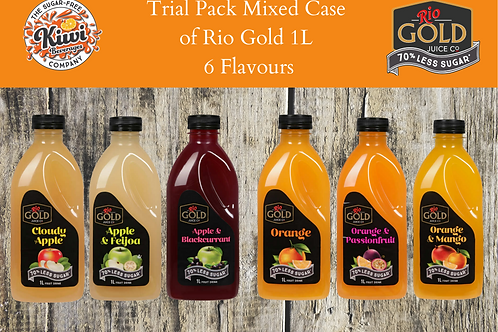 Rio 70% Less Juice - Trial Pack