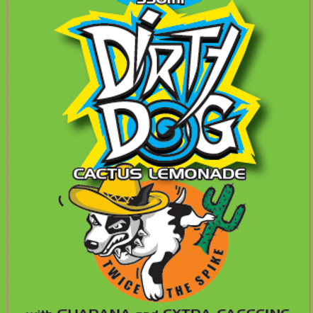 Dirty Dog Energy - 15 x 330ml Cans (3 Flavours)