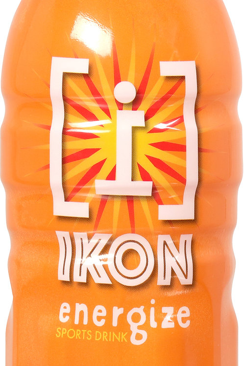 IKON Orange Sport Drink - 15 x 400ml