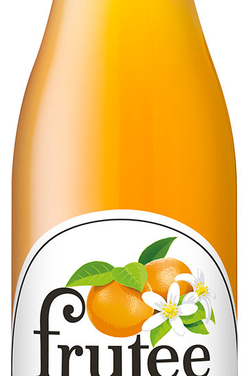 Frutee Sparkling Fruits - 15 x 330ml Bottles (3 Flavours)