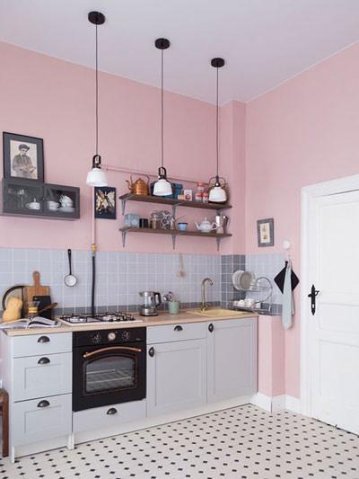 18 Beautiful Pastel Kitchen Ideas