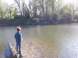 A la pêche !