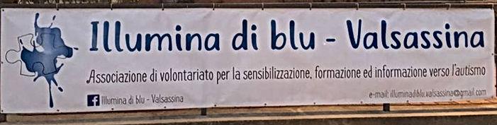 Illumina di blu Valsassina