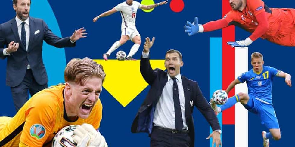 England V Denmark UEFA Euro Semi Final | Live at Mogly Bar & Eatery