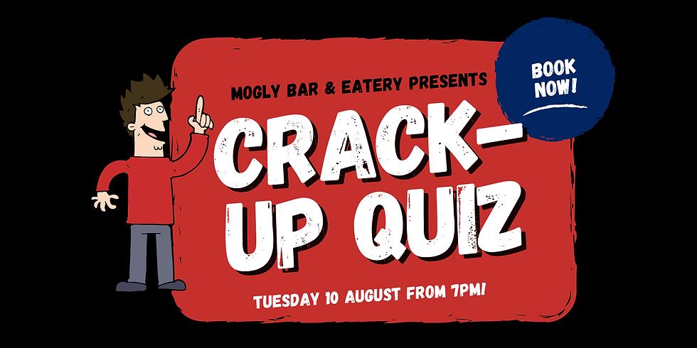 Crack-up Comedy Quiz!
