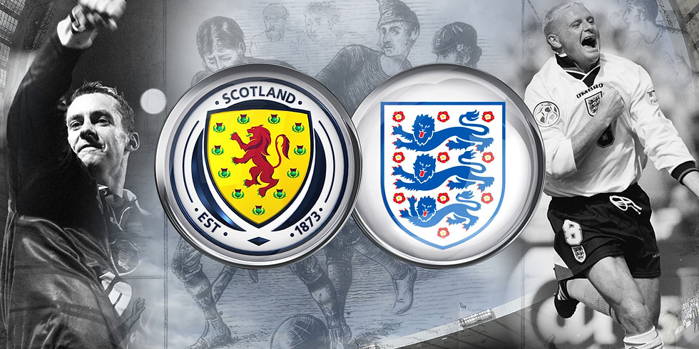 England V Scotland UEFA Euro Match | Live at Mogly Bar & Eatery