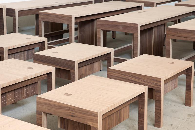 CINETECA NACIONAL Furniture Design - Mexico City