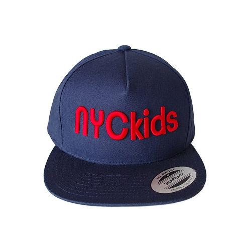 ''NYC KIDS'' SNAPBACK CAP