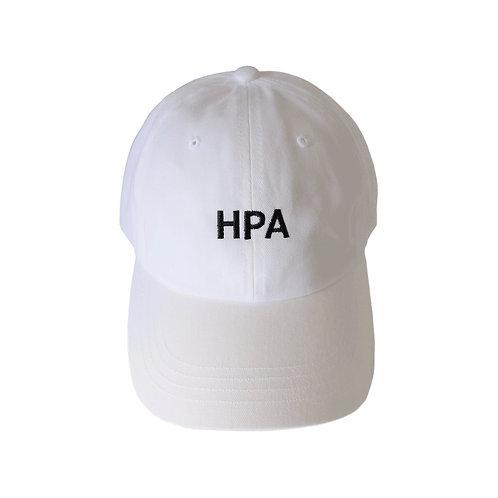 ''HPA''STRAPBACK CAP [ホワイト]