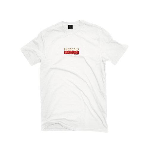 HOOD PROUD APPARELから''HOOD PROUD''ワンポイント・ロゴTシャツが登場