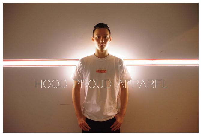 PHOTO SHOOT【フォトシュート】今年の夏も間違いないアイテム | HOOD PROUD ロゴ Tシャツ | ストリート・カジュアル |