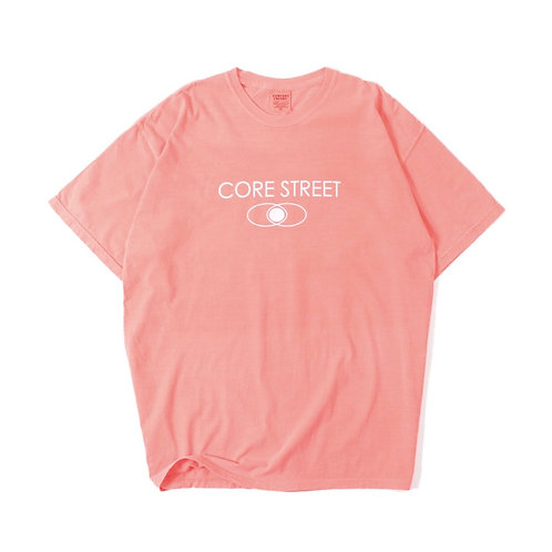 CORE STREET ''LOGO T-SHIRTS'' [NEON/RED/ORENGE] [コア・ストリート・ロゴTシャツ] [ネオン・レッド・オレンジ]