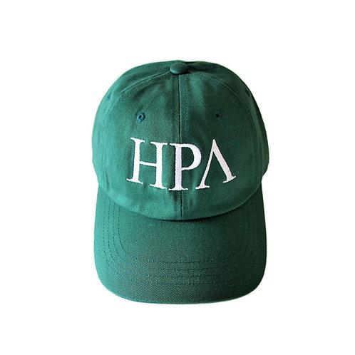 ''HPA''LOGO STRAPBACK CAP [グリーン]