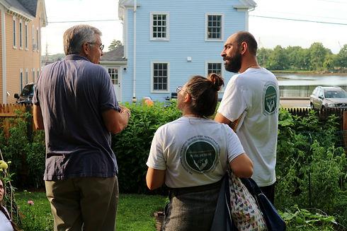 CYP18 french board member garden talk lo