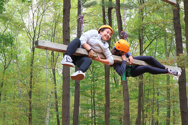 US ropes course girls smiles.JPG
